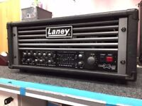 Laney Nexus-Tube Nexus tube bass head 400 watts