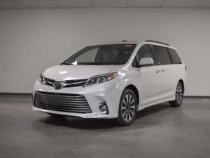 2018 Toyota Sienna LIMITED AWD *FULLY LOADED*