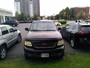 As is 2002  F-150 Xlt