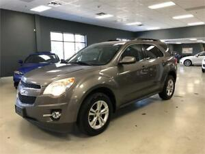 2011 Chevrolet Equinox 2LT*AWD*LEATHER*HEATED SEATS*NO ACCIDENTS