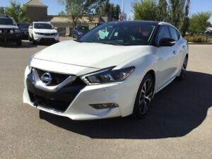 2017 Nissan Maxima PLATINUM Accident Free,  Navigation (GPS),  L