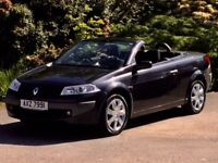 Renault megane dynamique *** 1.5 dci convertible 106 bhp *** Stunning condition*