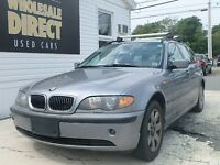 2005 BMW 3 Series 325i x-DRIVE AWD 2.5L 5SPD WAGON
