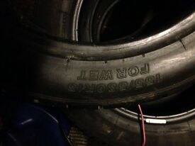 Rally or competition wheels and tyres. Shed clearout. Off season. SR6 for collection