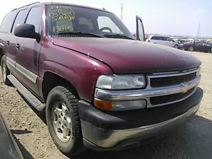 Parting out 2000-2006 Chevy Tahoe/suburban