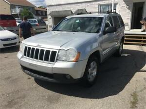 2008 Jeep Grand Cherokee Diesel 4x4