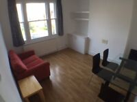Light and fresh newly painted 1 bed flat close to Ladywell station - Some Bills included