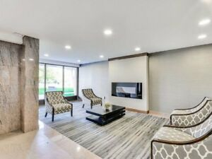 Why Rent If You Can Own Stunning 2 B/R Condo With 2 Parkings