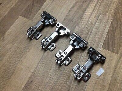Ikea Komplement 4x Bisagras de la Puerta Suave Entonces Nuevo y Emb....