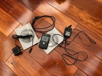Motorola RAZR V3 - Black Cellular Phone