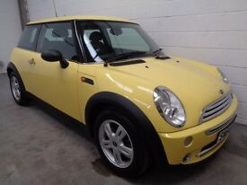 MINI ONE , 2004/54 REG , ONLY 61000 MILES + FULL HISTORY , LONG MOT , FINANCE AVAILABLE , WARRANTY