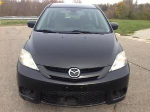 2007 MAZDA MAZDA 5 6-PASS,PW,PL,AC,E-TEST PASS