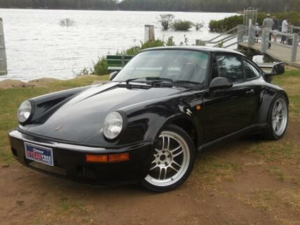 1987 Porsche 911 930 Turbo Black Manual Coupe Lansvale Liverpool Area Preview