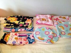 Fleece pads for small pets!