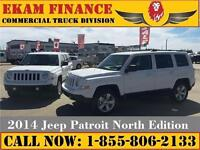 2014 Jeep Patriot Sport 4x4 Heated seats, Traction Control North