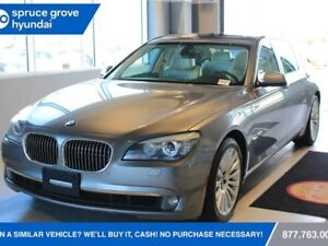 2010 BMW 7 Series PRICE COMES WITH A $1,000 DEALER CREDIT- 750 L