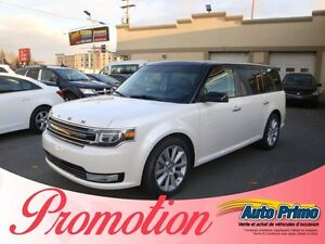Ford Flex Limited 2016 -Limited-Navi-AWD-7pass-Pano- a vendre