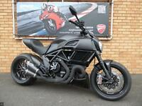DUCATI DARK STEALTH *ONLY 273 MILES* FULL TERMI SYSTEM