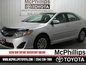 2012 Toyota Camry Hybrid 4DR SDN LE