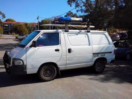[Urgent] Backpacker Toyota Townace