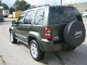 2007 Jeep Liberty Limited Edition SUV, Crossover 4X4 London Ontario image 5