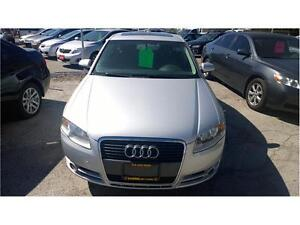 2007 Audi A4 2.0T bsunroof, leather