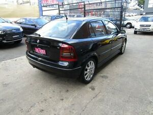 2004 Holden Astra TS CD 4 Speed Automatic Hatchback Leichhardt Leichhardt Area Preview