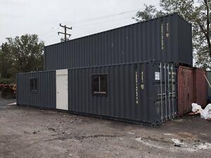 Conteneur container a vendre West Island Greater Montréal image 9