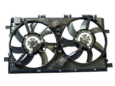 New! Fan for Engine Cooling Opel Insignia 08-15 2. 0cdti Radiator a / C