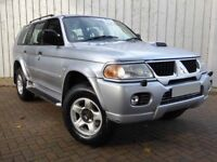 Mitsubishi Shogun Sport 2.5 TD Equippe ....Just in Time for Winter....Fab Value 4x4 SUV