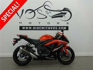 2009 Suzuki GSXR600 - V2252- **Financing Available