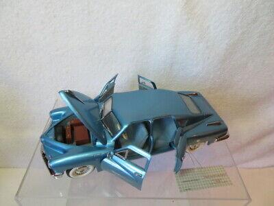 Franklin Mint Precision Models - 1948 Tucker - 1:24 Scale Diecast Car Model