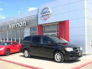 "2015 Dodge Grand Caravan SXT Plus ""Stow N Go\"""