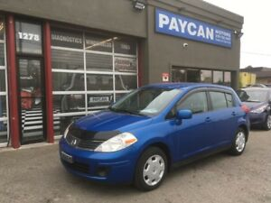 2007 Nissan Versa 1.8 S | FINANCING AVAILABLE!!! CALL US!!