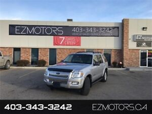 2008 Ford Explorer XLT|4X4|LEATHER|BRAND NEW WINTER TIRES