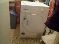 beko dryer 8kg in good conditions and worckes very very good.
