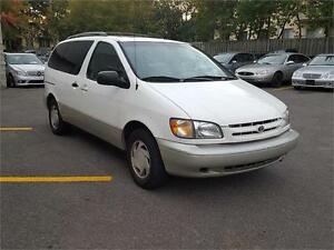 1999 Toyota Sienna LE CUIR TOIT MAGS West Island Greater Montréal image 5
