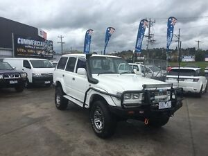 1990 Toyota Landcruiser (4x4) (4x4) 5 Speed Manual 4x4 Wagon Lilydale Yarra Ranges Preview