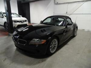 2004 BMW Z4 2.5l Roadster 2dr