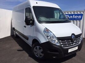 Renault Master MM35 DCi 130 Business+ E6 (white) 2017