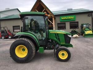 JOHN DEERE 4066R TRACTOR RENTAL – READY TO GO – WEEKLY OR MONTHL