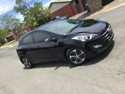 2015 Hyundai i30 GD3 Series II MY16 Active X Black 6 Speed Sports Automatic Hatchback Adelaide CBD Adelaide City Preview