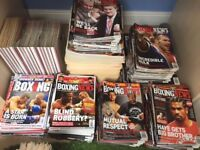 Boxing News complete 1960-2010. This is a great opportunity for a boxing fan
