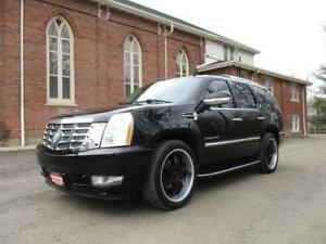 2007 Cadillac Escalade - 22'' WHEELS - FULLY LOADED! $9,999