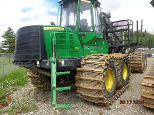 John Deere 1910E   2015 Forwarder