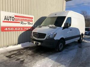 2014 Mercedes-Benz Sprinter COURT/HAUT--GARANTIE 1AN/15 000 KMS-