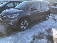 2015 Honda CR-V Touring Oakville / Halton Region Toronto (GTA) Preview