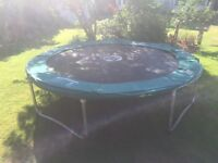 Large Trampoline - FREE