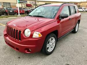 2008 Jeep Compass 4X4 Sport - No Accidents
