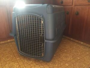 Large Cage for Dog - Airline approved.